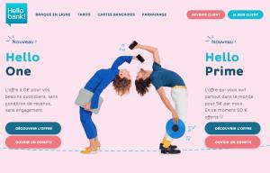 Hello Bank : Banque en ligne