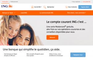 ING : Banque en ligne